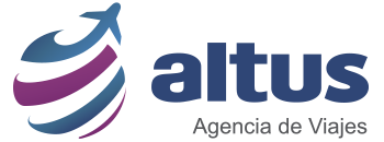 Viajes Altus la mejor Agencia de Viajes Logo