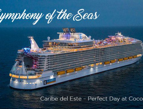 Symphony of the Seas Caribe del Este – Perfect Day at Coco Cay