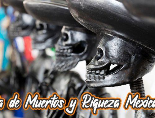 Viaje Día de Muertos y Riqueza Mexicana