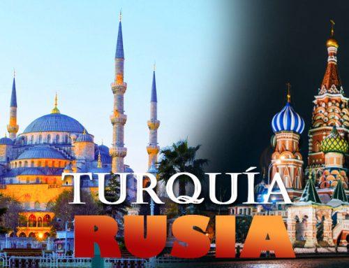 Viaje Turquia y Rusia